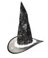 Heksenhoed voor kinderen zilver