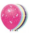 Helium leeftijd ballonnen 2 jaar