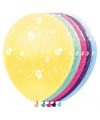 Helium leeftijd ballonnen 5 jaar