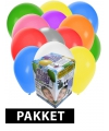 Helium tanks incl 150 ballonnen