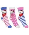 Hello kitty meisjes sokken 3 pak nr 2