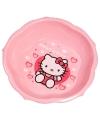 Hello kitty schaaltje roze 16 cm