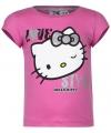 Hello kitty t shirt roze