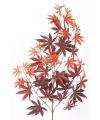 Herfsttak met esdoornblad 71 cm