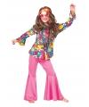 Hippie blouse voor kinderen