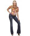 Hippie shirt dames