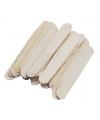 Hobby materiaal knutselhoutjes naturel 15 x 2 cm