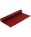 Hobby vilt donker rood 1 5 mm dik
