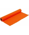 Hobby vilt oranje 1 5 mm dik