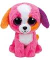 Hond puppy ty beanie knuffel precious 24 cm
