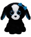 Hond puppy ty beanie knuffel tracey 24 cm