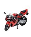 Honda cbr speelgoed motor rood 11 cm