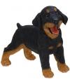 Honden beeldje staande rottweiler puppy 29 cm