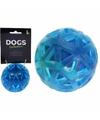 Honden speel tennisbal