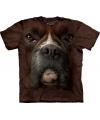 Honden t shirt boxer