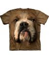 Honden t shirt bulldog
