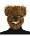 Horror beren masker voor volwassenen
