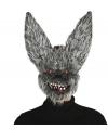 Horror konijnen masker voor volwassenen
