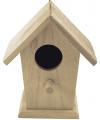 Houten vogelhuis 13 cm