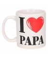 I love papa beker mok 300 ml