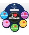 I love scotland buttons
