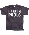 I pee in pools t shirt