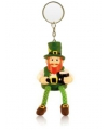 Ierse kabouter sleutelhanger