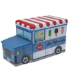 Ijscowagen opbergbox 55 cm
