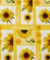 Inpakpapier bloemen print 11