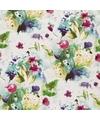 Inpakpapier bloemen print 27