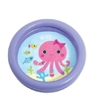 Intex kinder opblaas zwembad groen 61 cm