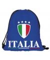 Italie rugtas met rijgkoord