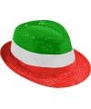 Italie trilby hoed