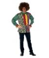 Jamaicaans rouches blouse