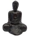 Japanse boeddha beeldje 12 cm