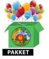 Jungle kinderfeest pakket