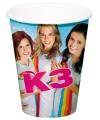 K3 feest bekers