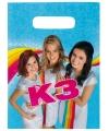 K3 feest uitdeelzakjes