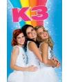 K3 regenboog poster 61 x 91 cm