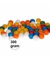 Kauwgomballen 300 gram