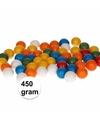 Kauwgomballen 450 gram