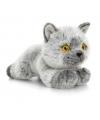 Keel toys pluche britse korthaar katten poezen knuffel 30 cm