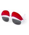 Kerst zonnebril