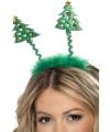 Kerstboom diadeem