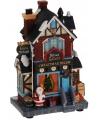 Kersthuisje kerstdecoratiewinkel