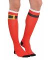 Kerstman sokken