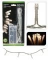 Kerstverlichting 10 lampjes warm wit