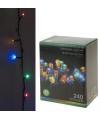 Kerstverlichting gekleurd buiten 240 lampjes