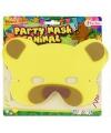Kinder foam masker beer