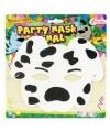 Kinder foam masker dalmatier